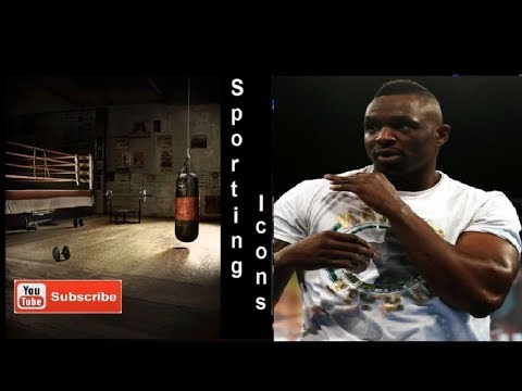 DILLIAN WHYTE CHATS WITH SPORTING ICONS!! NEXT OPPONENT! TALKS BROWNE, MILLER, WILDER!!