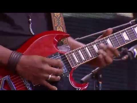 Gary Clark Jr - Ain't Messin' 'Round (Live At Farm Aid 2014)