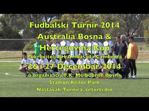 Bosniak TV - Bosnian-Melbourne Football Tournament