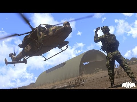 Nexttied : Arma III Roleplay  EP.4 ตำรวจฝึกหัด