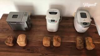Brotbackautomaten Test