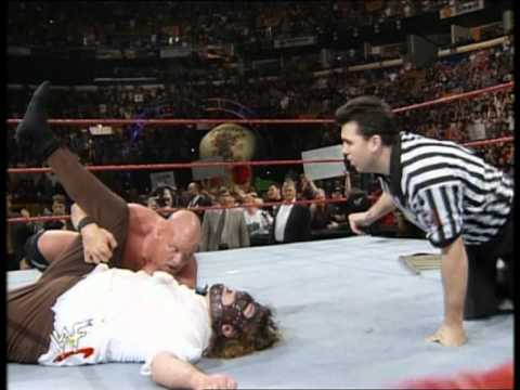 Shane McMahon screws Steve Austin- Survivor Series 1998