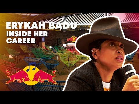 Erykah Badu Lecture (Madrid 2011) | Red Bull Music Academy