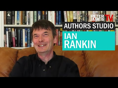 Peter James | Ian Rankin | Authors Studio - Meet The Masters