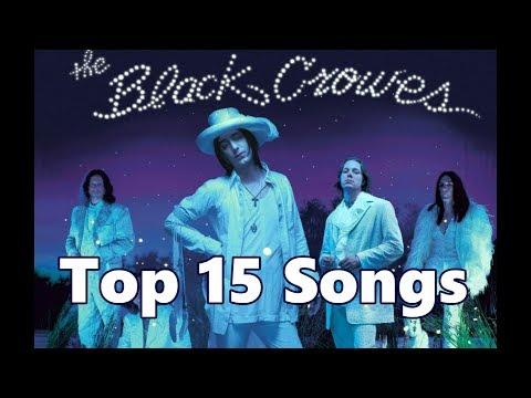 Top 10 Black Crowes Songs (15 Songs) Greatest Hits (Chris Robinson)