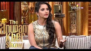 Sania Mirza - The Anupam Kher Show - Season 2 - 11th October 2015