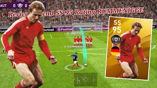 Review Legend SS 95 Rating RUMMENIGGE - Pes 2020 Mobile