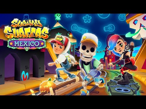 Subway Surfers World Tour 2017 - Mexico