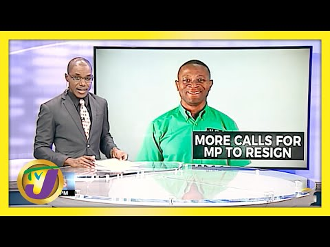 More Calls for George Wright to Resign   TVJ News