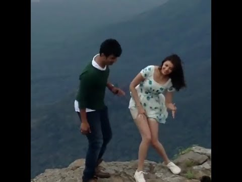 kajal Upskirt | Vedika Beach Wear | Kajal upskirt at shooting spot thumbnail
