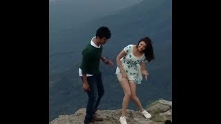 Download Video kajal Upskirt | Vedika Beach Wear | Kajal upskirt at shooting spot MP3 3GP MP4