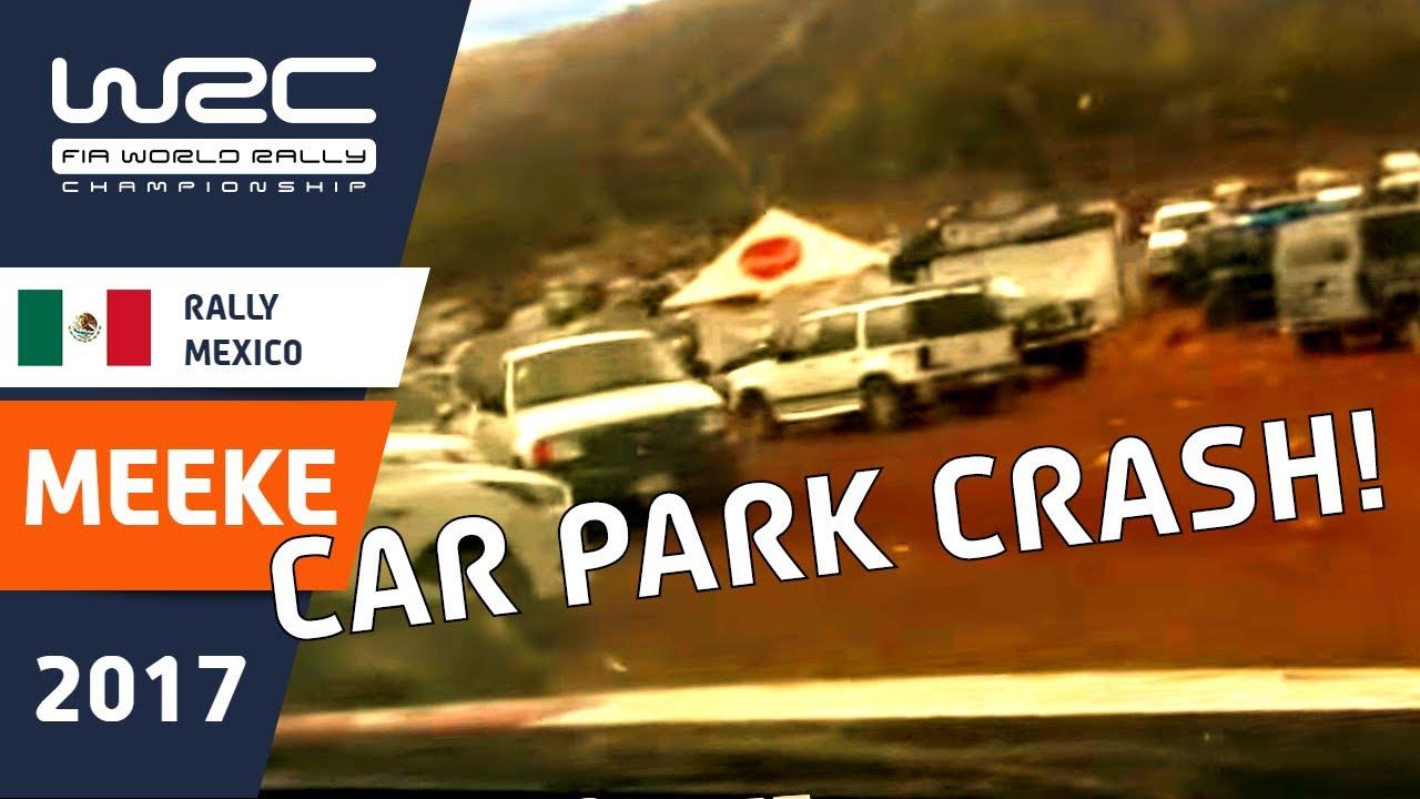 WRC - Rally Guanajuato México 2017: ONBOARD Kris Meeke / Power Stage exit