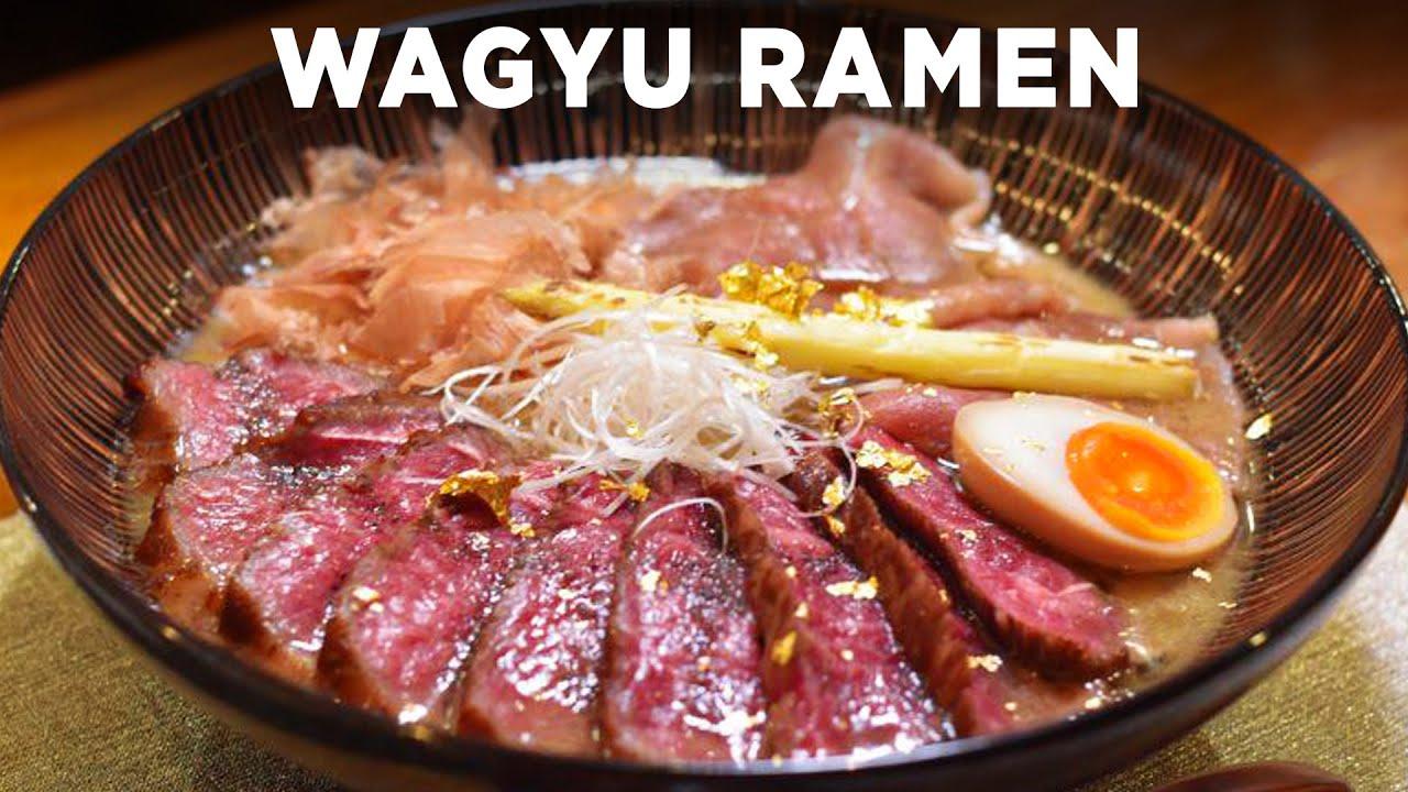 Wagyu Ramen