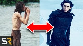 Repeat youtube video 10 Shocking Transformations Actors Made For One Role