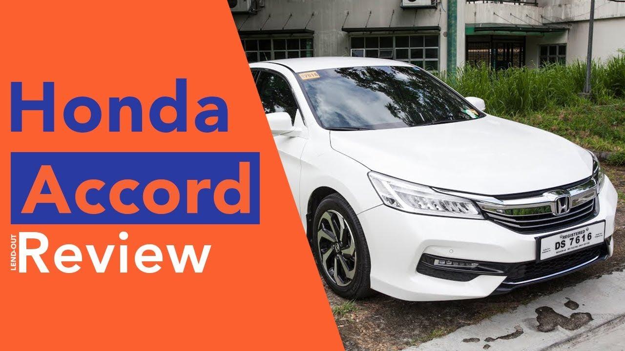 2016 Honda Accord 2.4 S Navi Car Review