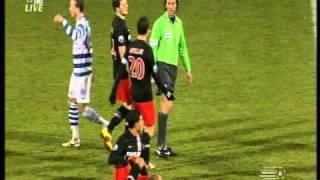 De Graafschap - PSV 0-0 11 dec 2010 incl vele PSV-schwalbes