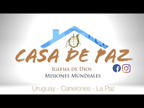 """Iglesia Casa De Paz / Mensaje : """"El Dios Que Nos Sustenta """" / Máster #115"""