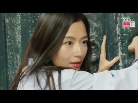 Jun Ji Hyun CUTE, CRACK & TOUCHING  Moment - Cheon Song Yi & Shim Cheong