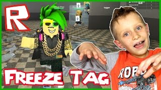 Freeze Tag Hallows Eve / Roblox