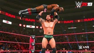WWE 2K19 - Bobby Lashley vs Batista Full Match - PC Gameplay