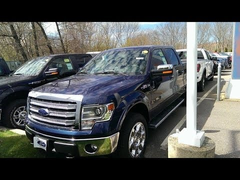 2013 ford f 150 lariat 4x4 6 2l walkaround engine full tour youtube. Black Bedroom Furniture Sets. Home Design Ideas