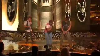 "Emblem 3: ""Baby I Love Your Way"" - The X Factor USA 2012"
