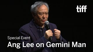 Ang Lee on GEMINI MAN
