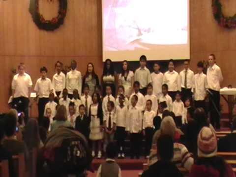 Children's Choir Christmas songs
