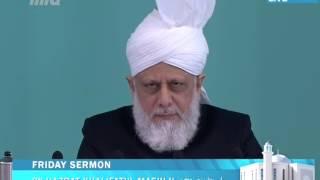 2015-01-23 Khalifat-ul-Masih II. (ra): Die Perlen der Weisheit