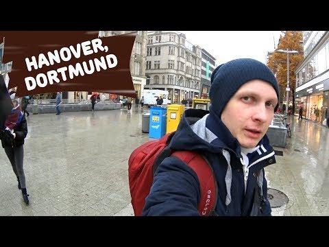 VLOG | Germany | Hanover, Dortmund