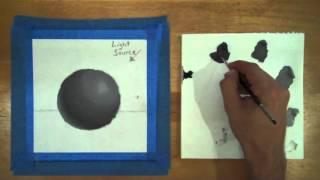Oil Paint Technique Blending