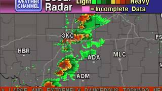 Moore/Norman, Oklahoma Local Forecast - Tornado Warning