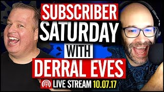 🔴 YouTube Tips and More With Derral Eves