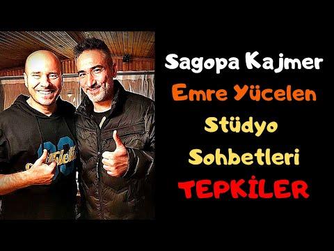 Sagopa Kajmer - Emre Yücelen Stüdyo Sohbetleri | Gelen Tepkiler