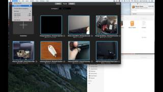 How To Move Mac iMovie Library To Dropbox or an External Hard Drive