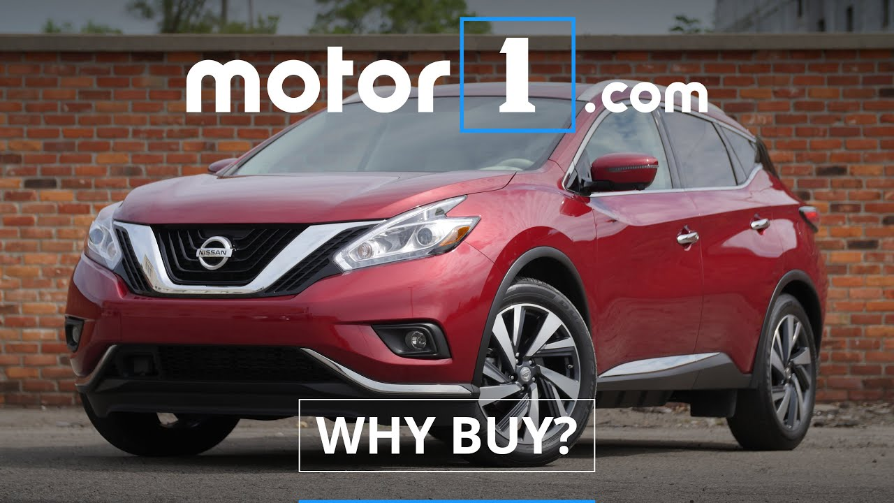Why Buy? | 2016 Nissan Murano Platinum AWD Review - YouTube