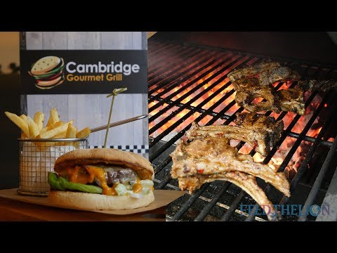 Cambridge Gourmet Grill - Pizza, Burgers and Chicken Restaurant