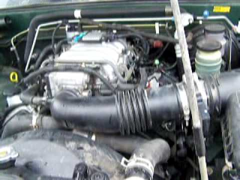 2002 Isuzu Rodeo Engine Diagram Westinghouse Automatic Transfer Switch Wiring 2000 Schematic V6 3 2l Trouble Youtube Belt