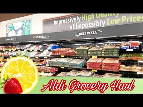 Repeat ALDI GROCERY HAUL WITH PRICES JUNE 2019 by Bargain