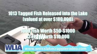 WLIA Crappie Rodeo | Gary Finch Outdoors LLC