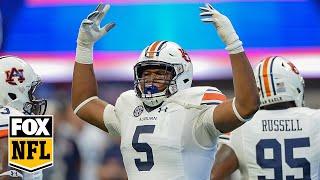 Joel Klatt's Top 5 Defensive Players in the 2020 NFL Draft | FOX NFL