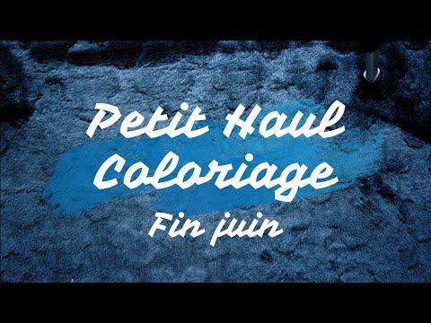 скачать Petit Haul Coloriage Fin Juin 2019 смотреть онлайн видео