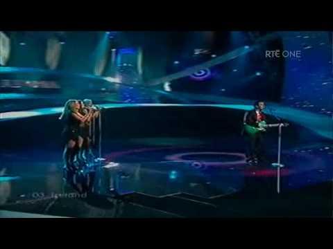 Eurovision 2003   Ireland   Mickey Harte  