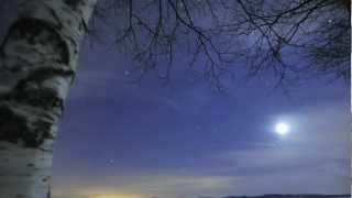 【北海道の絶景】静かの星   A quiet star 【星景・タイムラプス】