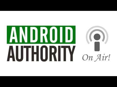 Android Authority On Air - Episode 24 - Weekly News Recap