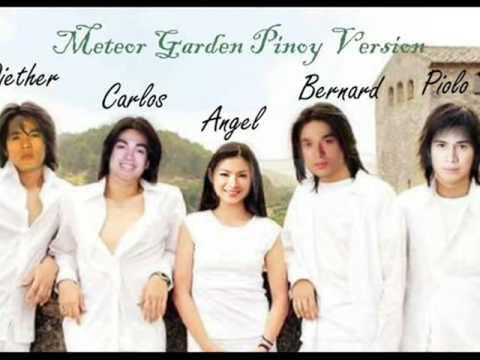 Philippine Drama Series: Meteor Garden Philippine Remake: Brat ...