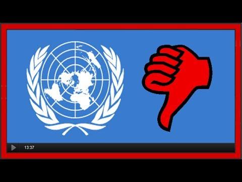 Waarom de Verenigde Naties zuigt