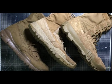 various colors ebbf0 07f2d Nike Special Field Boot SFB Field vs Jungle