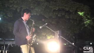 池田篤『Cherokee』CUG Jazz Orchestra
