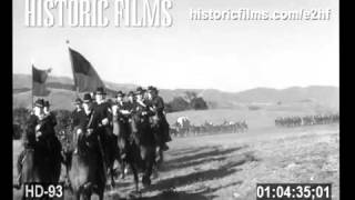 HISTORIC FILMS HD COLLECTION - OUTTAKES FROM THE MAN FROM COLORADO